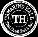 Tamarind Hall Menu