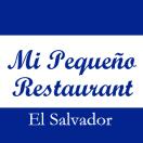 Mi Pequeno El Salvador Menu