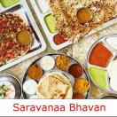 Saravanaa Bhavan Menu
