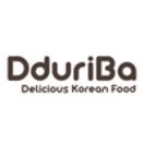 Dduriba Korean Street Food Menu