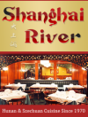 Shanghai River Restaurant Menu