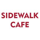 Sidewalk Cafe Menu