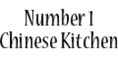 Number 1 Chinese Kitchen Menu