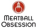 Meatball Obsession Menu