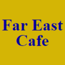 Far East Cafe Menu