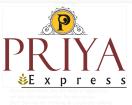 Priya Express Menu