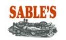 Sable's Menu