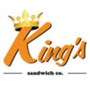 King's Sandwich Co Menu