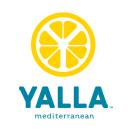 Yalla Mediterranean# 3032 Menu