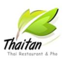 Thaitan Menu