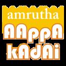 Amrutha Aappakadai Menu