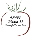 Knapp Pizza II Menu