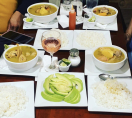 Cocina Latina Restaurant Menu