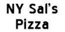 NY Sal's Pizza Menu