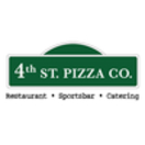 4th St Pizza Co Menu