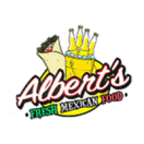 Albert's Mexican Food Menu