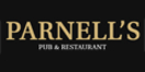 Parnell's Pub Menu