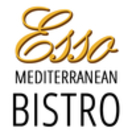 Esso Mediterranean Bistro Menu
