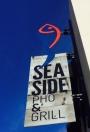 Seaside Pho & Grill Menu