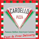 Cardello Pizza Menu