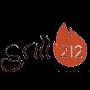Grill 212 Menu