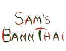 Sam's Bann Thai Restaurant Menu
