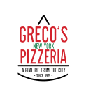 Greco's New York Pizzeria Menu
