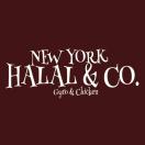 New York Halal & Co. Menu
