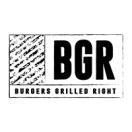 BGR The Burger Joint Menu