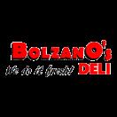 Bolzano's Deli Menu