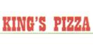 King's Pizza Menu