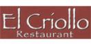 El Criollo Cuban Restaurant Menu