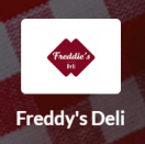 Freddy's Deli Menu