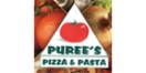 Puree's Pizza & Pasta Menu