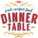 The Dinner Table Menu