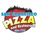San Francisco Pizza Menu