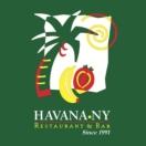 Havana NY Menu