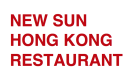 New Sun Hong Kong Restaurant Menu