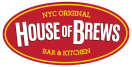 House of Brews Menu
