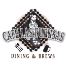 Cafe Las Pupusas Dining & Brews Menu