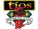Tio's Mexican Cafe Menu