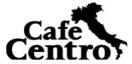 Cafe Centro Menu