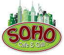 Soho Cafe & Grill Menu