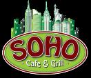 Soho Cafe & Grill Menu