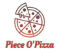 Piece O Pizza Menu