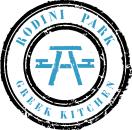 Rodini Park Menu