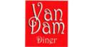 Van Dam Diner Menu