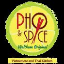 Pho & Spice Menu