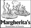 Margherita's Pizza & Pasta Menu