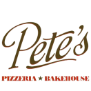 Pete's Pizzeria & Bakehouse Menu